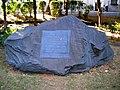 Concientious Objectors memorial, Tavistock Square Gardens WC1 - geograph.org.uk - 1319881.jpg