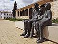 Conjunto escultórico en Torres de la Alameda (Madrid) (9737637646).jpg