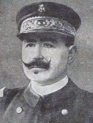 Henri Salaun (French Navy officer) - French admiral Henri Salaun in 1917.