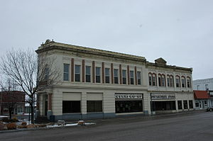 National Register of Historic Places listings in Oneida County, Idaho