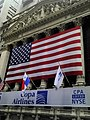 Copa Airlines NYSE 2011 Shankbone.jpg