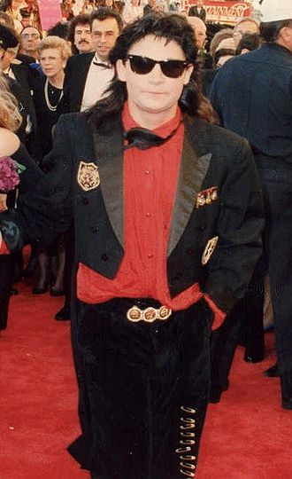 Corey Feldman - Feldman at the Academy Awards in March 1989