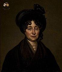 Portret van Sara van der Pot (1762-1826)