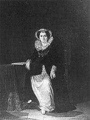 Geertruida Jacoba Hilverdink-Grevelink (1786-1827) actrice