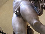 Cortile di michelozzo, orfeo di baccio bandinelli 03.JPG
