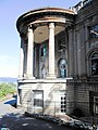 Cosmopolitan Building Irvington south portico from east.jpg