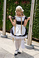 Cosplayer of Chi, Chobits in PF22 20150509.jpg