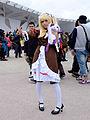 Cosplayer of Kobato Hasegawa, Haganai in FF25 20150131.jpg