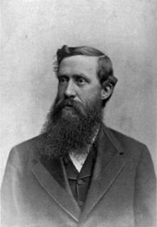 Elliott Coues American ornithologist