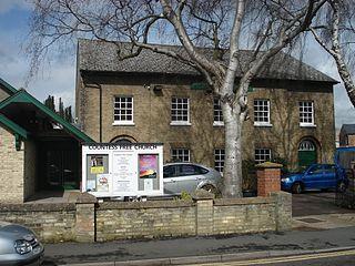 Countess Free Church, Ely Church in Cambridgeshire, United Kingdom