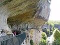 Coves prehistòriques al Perigord Noir - Dordogne - panoramio.jpg
