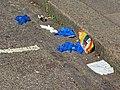 Covid-19 PPE gloves dumped Tottenham style, London, England.jpg
