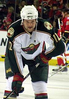 Craig Weller Canadian ice hockey player