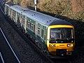 Creech St Michael - GWR 166204 Cardiff service.JPG