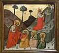 Cristoforo da bologna, storie del nuovo testamento, 03 orazione nell'orto.JPG