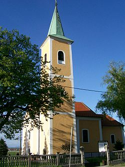 Church of the Holy Trinity in Sveta Nedelja