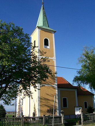 Sveta Nedelja, Zagreb County - Church of the Holy Trinity in Sveta Nedelja