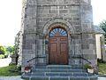 Cros (63) église portail.JPG