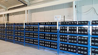 Bitcoin - Today, bitcoin mining companies dedicate facilities to housing and operating high performance mining hardware.