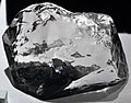 Cullinan Diamond (replica) (Premier Kimberlite Pipe, Precambrian; Premier Mine, South Africa) 2 (18061070071).jpg