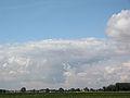 Cumulonimbus Molen Tot Voordeel en Genoegen 13 juli 2008.jpg