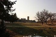 Curtea-domneasca-ruins-park