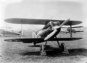Curtiss R-6 racer