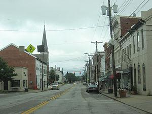Cynthiana, Kentucky - Downtown Cynthiana