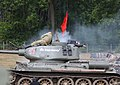 Czechoslovak-produced T-34-85 tank during Military Odyssey 2009.jpg