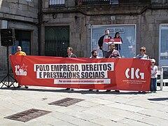 Día do traballo. Santiago de Compostela 2009 54.jpg