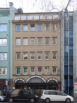 Friedrichstraße in Düsseldorf