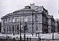 Düsseldorf, Stadttheater und späteres Opernhaus an der Alleenstraße, Außenansicht, erbaut von Giese von 1873 bis 1875.jpg