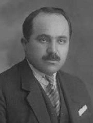 Halit Akmansü - Dadaylı Halid Bey (Akmansu)