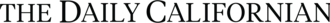 The Daily Californian - Image: Daily Californian logo