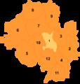 Dali Subdivisions map.png