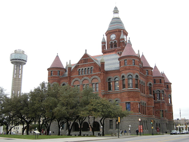 File:Dallas - Old Red Museum 01.jpg
