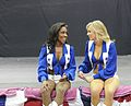 Dallas Cowboys Cheerleaders Performance - U.S. Army Garrison Humphreys, South Korea - 21 December 2011 (6558048211).jpg