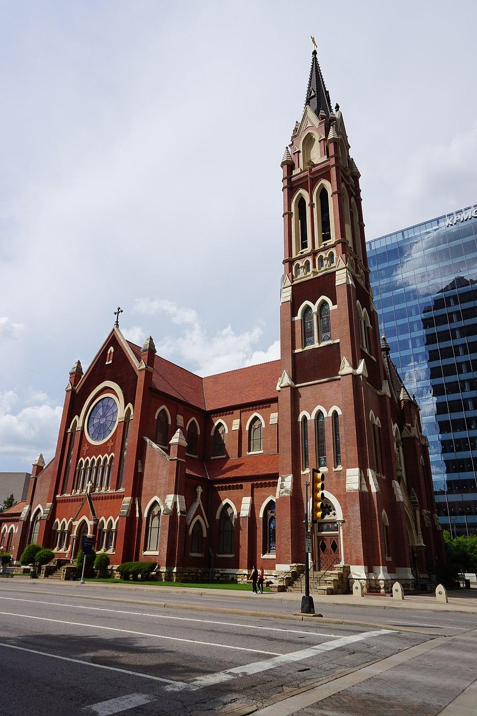 Dallas July 2015 15 (Cathedral Santuario de Guadalupe)