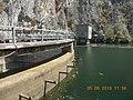 Dam across Matka Lake.JPG