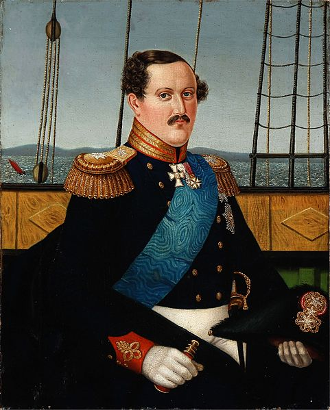 File:Danish painter, 19th century - Portrait of Prince Frederik (VII) of Denmark.jpg