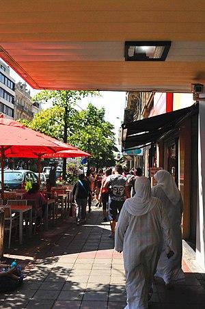 Islam in Belgium - Brussels in 2013