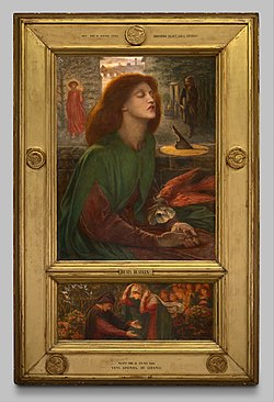 Dante Gabriel Rossetti - Beata Beatrix - 1925.722 - Art Institute of Chicago.jpg