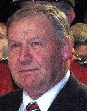 Nova Scotia general election, 2013 - Image: Darrell Dexter 2
