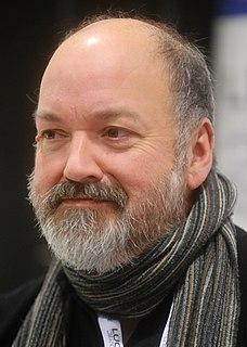 Dave McKean English artist, photographer, filmmaker and musician