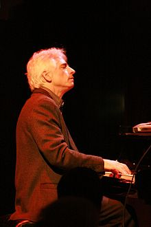 David Benoit performing at Jazz Alley on March 16, 2007