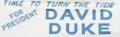 David Duke 1988 presidential campaign logo.png