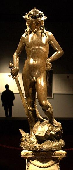 David di Michelangelo - Cosa fare a Firenze