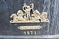 Daxweiler, Brunnen, Ingelheimer Straße bei Nummer 15, Detail.JPG