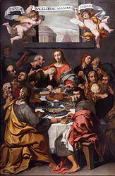 Daniele Crespi: The Last Supper