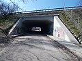 Deák Bridge, tunnel, 2021 Nagytétény.jpg